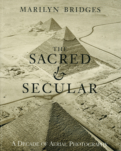The sacred and secular. A decade of aerial photography