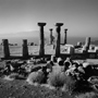 Assos, Temple of Athena, 2004. Turkey copyright photographer Marilyn Bridges