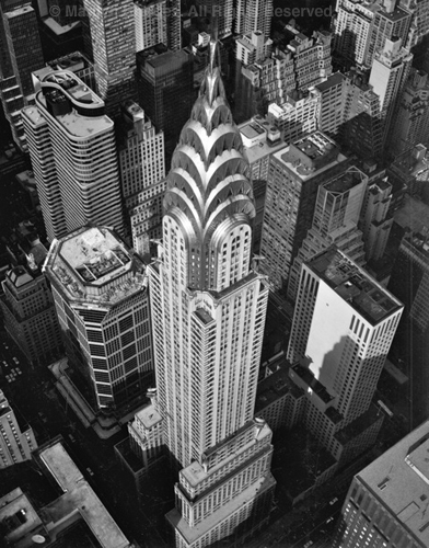 Chrysler Building New Yorker