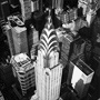 Chrysler Building, New York City, 1988.  USA New York City. copyright photographer Marilyn Bridges.
